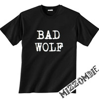 BAD WOLF  UNISEX crew neck t-shirt