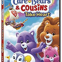 Michaela Dean & Doug Erholtz & Andrew Young-Care Bears And Cousins: Take Heart Digital