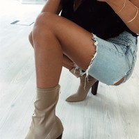 Odyssey Boots - Camel - Shoes by Sabo Skirt