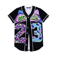 Onyx Hearts Bel-Air Baseball Jersey