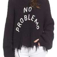 Wildfox No Problemo Sweater | Nordstrom
