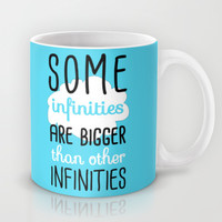 Some Infinities - The Fault In Our Stars Mug by Tangerine-Tane