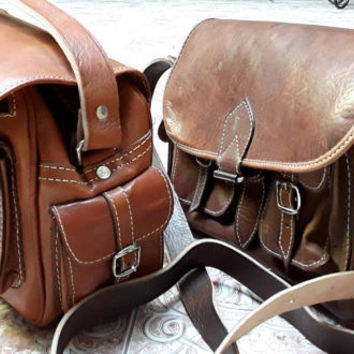 Messenger Bags, Leather satchel,leather messenger bag, camera bag
