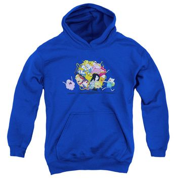 Adventure Time - Glob Ball Youth Pull Over Hoodie