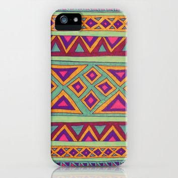 Oleona iPhone Case by Erin Jordan | Society6