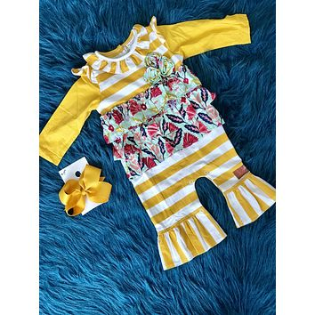 2018 Fall Millie Jay Moon Dust Infant Romper