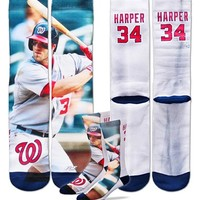 Men's FBF Originals 'Washington Nationals - Bryce Harper' Socks