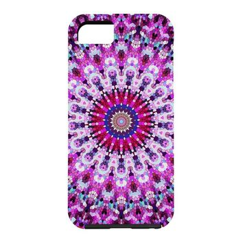 Monika Strigel Pink Arabesque Cell Phone Case