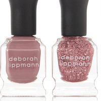 Deborah Lippmann - Nail Polish - Roses In The Snow Mini Duet Set