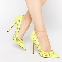 ASOS POINT BLANK Pointed High Heels