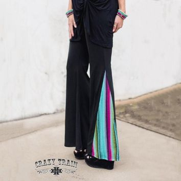 Boss Babe Flair Pant By Crazy Train