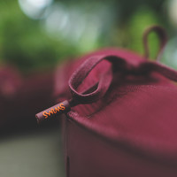 Swims Lace Up Loafer - Burgundy