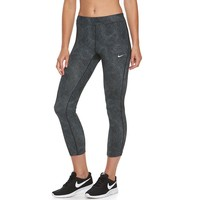 Women's Nike Essential Capri Running Leggings