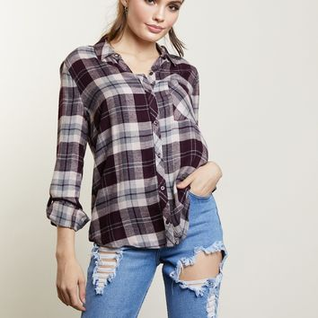 Pretty in Plaid Flannel