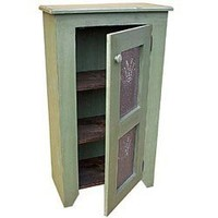 Punch-Tin Cupboard | Sturbridge Yankee Workshop