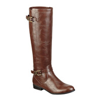 Unisa® Tala Wide Calf Womens Riding Boots - JCPenney