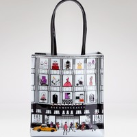 Bloomingdale's Tote - Little Store Front Bag | Bloomingdales's