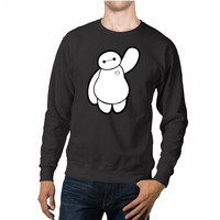 Big Hero 6 Baymax Unisex Sweaters - 54R Sweater