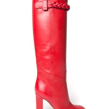 Valentino Garavani over the knee boots