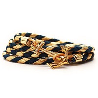 The Royal Navy Bracelet by Kiel James Patrick
