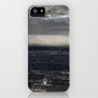 dark sea iPhone Case by agnes Trachet | Society6