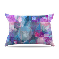 "Marianna Tankelevich ""Dream Houses"" Pillow Case"