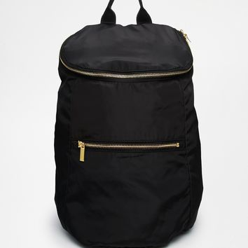 Monki Kicki Nylon Zip top Backpack