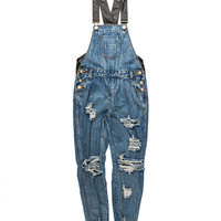 COBAINE AWESOME OVERALLS