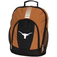 Texas Longhorns Official NCAA Primetime Backpack by Forever Collectibles 432489