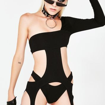 Obscura Inferno Cut-Out Bodysuit