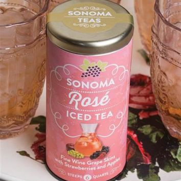 Sonoma Rose Iced Tea (6 Tea Bags)