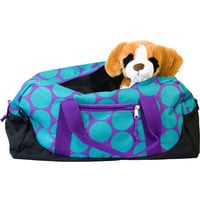 Wildkin Astronaut Big Dots Kid Duffel Bag