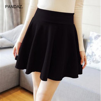 Tennis Skirt - Black or Red
