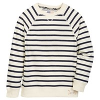 Tailor Vintage | Sailor Stripe French Terry Sweatshirt (Big Boys) | HauteLook