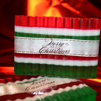 Christmas Soap Christmas Candy Designer Soap