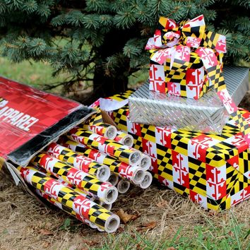 Maryland Flag / Wrapping Paper