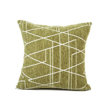 Home - Chenille Pillow Cover