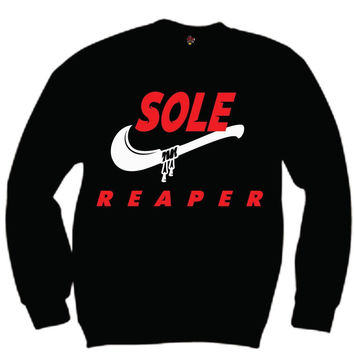 The Fresh I Am Clothing Sole Reaper Bred 11 Low Crewneck