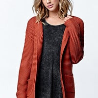 Roxy Winter Frost Open Front Cardigan at PacSun.com