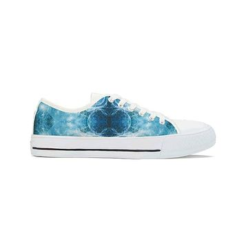 Spaced Out - Low Top Canvas Shoes