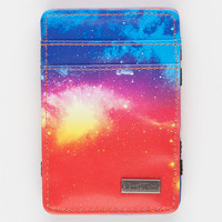 Icon Brand Hologram Skies Magic Wallet Space Blue One Size For Men 23597727201