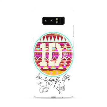 One Direction 1D Aztec Samsung Galaxy Note 8 Case