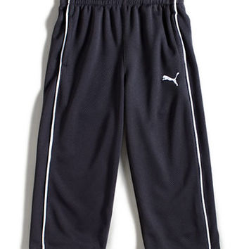 Puma Boys 2-7 Mesh Track Pants With Piping