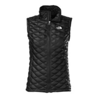North Face Womens Thermoball Vest Black