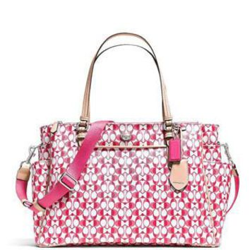 Coach Peyton Multifunction Dream C Baby Diaper Bag