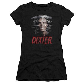Dexter - Plastic Wrap Short Sleeve Junior Sheer