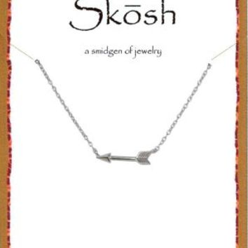 Skōsh Small Arrow Necklace