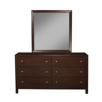 Alpine SOLANA 6 DRAWER DRESSER
