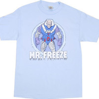 Mr. Freeze - DC Comics T-shirt - MyTeeSpot - Your T-shirt Store