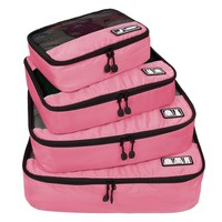 Travel 4 Set Packing Cubes